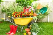 Don't Forget Your Garden When You Are In The Midst Of Your Spring Cleaning