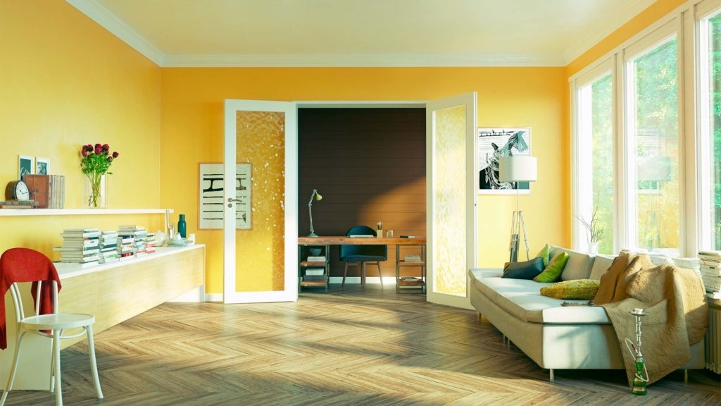 Enhancing A Room With Paint